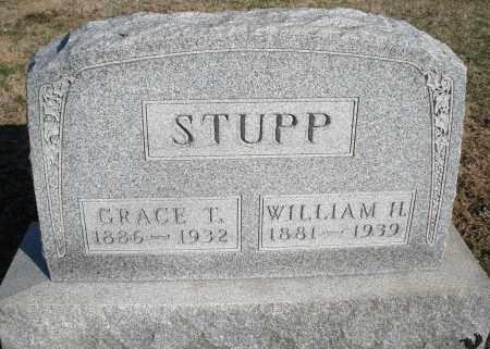 STUPP, WILLIAM H. - Montgomery County, Ohio | WILLIAM H. STUPP - Ohio Gravestone Photos