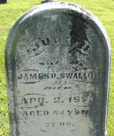 SWALLOW, J. - Montgomery County, Ohio | J. SWALLOW - Ohio Gravestone Photos