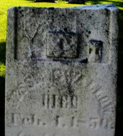 SWALLOW, JESSE - Montgomery County, Ohio | JESSE SWALLOW - Ohio Gravestone Photos