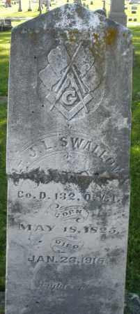SWALLOW, J.L. - Montgomery County, Ohio | J.L. SWALLOW - Ohio Gravestone Photos