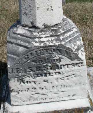 SWARTSEL, CLIFTON - Montgomery County, Ohio | CLIFTON SWARTSEL - Ohio Gravestone Photos