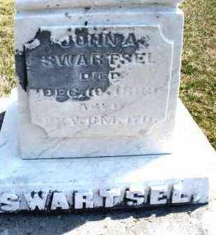 SWARTSEL, JOHN A. - Montgomery County, Ohio | JOHN A. SWARTSEL - Ohio Gravestone Photos
