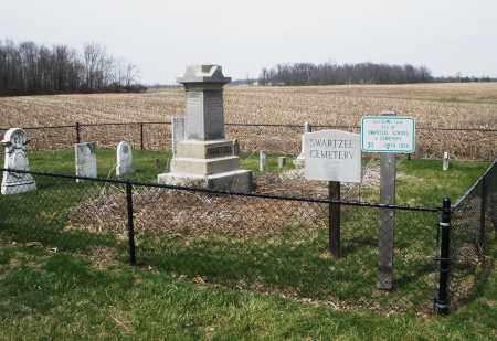 SWARTZEL, CEMETERY - Montgomery County, Ohio | CEMETERY SWARTZEL - Ohio Gravestone Photos