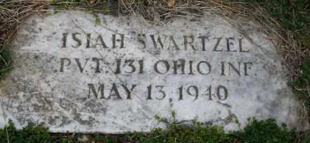 SWARTZEL, ISIAH - Montgomery County, Ohio | ISIAH SWARTZEL - Ohio Gravestone Photos