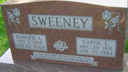 SWEENEY, CAROL L - Montgomery County, Ohio | CAROL L SWEENEY - Ohio Gravestone Photos