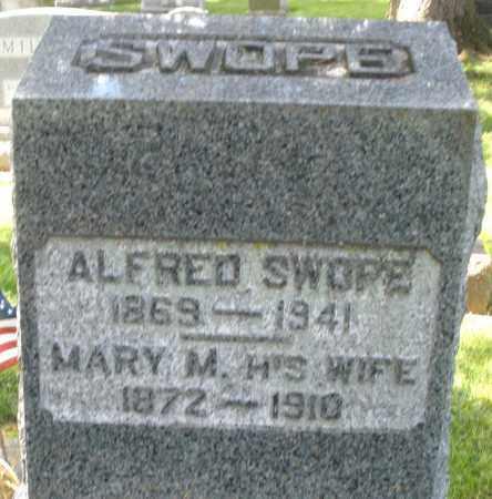 SWOPE, ALFRED - Montgomery County, Ohio | ALFRED SWOPE - Ohio Gravestone Photos
