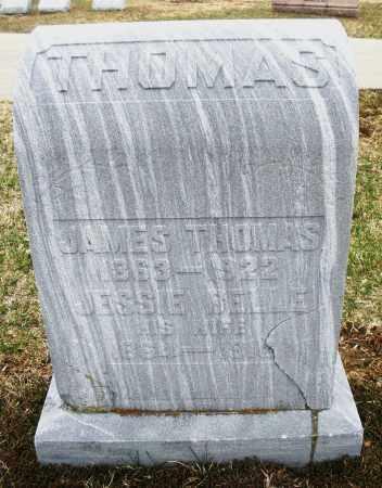 THOMAS, JAMES - Montgomery County, Ohio | JAMES THOMAS - Ohio Gravestone Photos