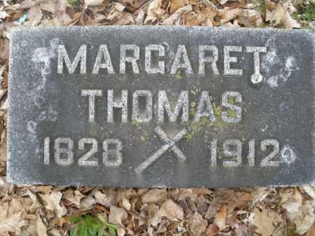 THOMAS, MARGARET - Montgomery County, Ohio | MARGARET THOMAS - Ohio Gravestone Photos