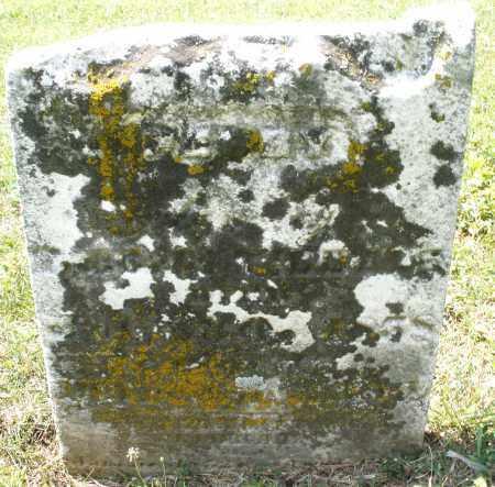 TIBBALS, DEBBY ? - Montgomery County, Ohio   DEBBY ? TIBBALS - Ohio Gravestone Photos