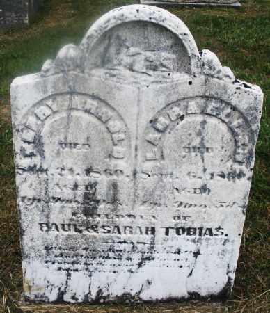 TOBIAS, LAURA - Montgomery County, Ohio   LAURA TOBIAS - Ohio Gravestone Photos