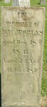 TOBIAS, MICHAEL - Montgomery County, Ohio | MICHAEL TOBIAS - Ohio Gravestone Photos