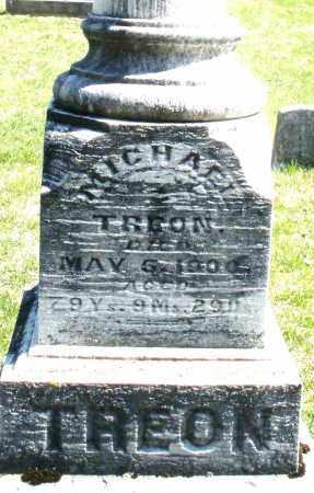 TREON, MICHAEL - Montgomery County, Ohio | MICHAEL TREON - Ohio Gravestone Photos