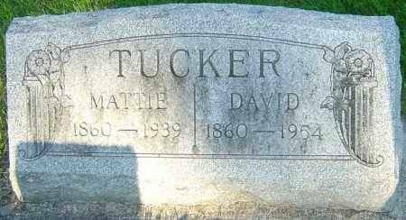 "TUCKER, MARTHA ""MATTIE"" - Montgomery County, Ohio | MARTHA ""MATTIE"" TUCKER - Ohio Gravestone Photos"
