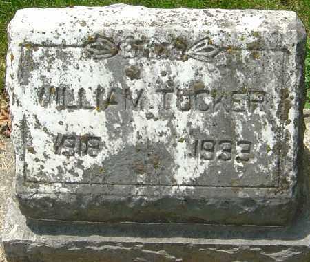 TUCKER, WILLIAM BLAKE - Montgomery County, Ohio | WILLIAM BLAKE TUCKER - Ohio Gravestone Photos