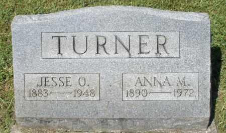 TURNER, JESSE O. - Montgomery County, Ohio | JESSE O. TURNER - Ohio Gravestone Photos