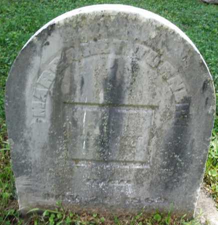 TURNER, MARGARET - Montgomery County, Ohio | MARGARET TURNER - Ohio Gravestone Photos