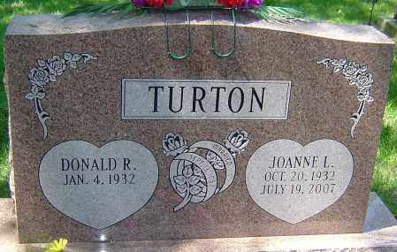 UHL TURTON, JOANNE L - Montgomery County, Ohio   JOANNE L UHL TURTON - Ohio Gravestone Photos