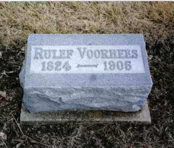 VOORHEES, RULEF - Montgomery County, Ohio | RULEF VOORHEES - Ohio Gravestone Photos