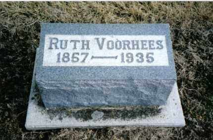 VOORHEES, RUTH - Montgomery County, Ohio | RUTH VOORHEES - Ohio Gravestone Photos