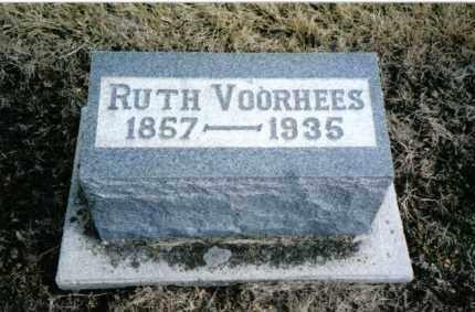 VOORHEES, RUTH - Montgomery County, Ohio | RUTH VOORHEES - Ohio Gravestone Photos