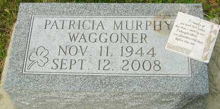 MURPHY WAGGONER, PATRICIA - Montgomery County, Ohio | PATRICIA MURPHY WAGGONER - Ohio Gravestone Photos