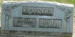WAGNER, CLARA - Montgomery County, Ohio | CLARA WAGNER - Ohio Gravestone Photos