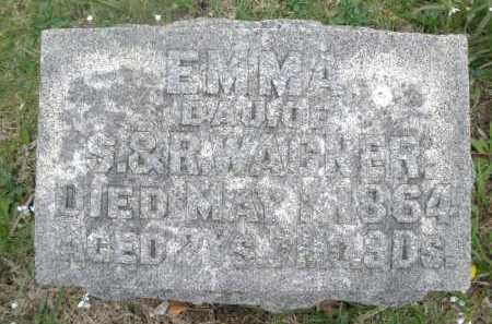 WAGNER, EMMA - Montgomery County, Ohio | EMMA WAGNER - Ohio Gravestone Photos