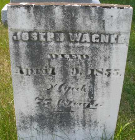 WAGNER, JOSEPH - Montgomery County, Ohio | JOSEPH WAGNER - Ohio Gravestone Photos