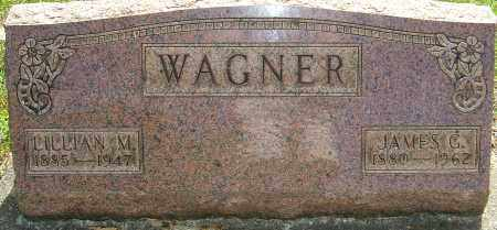 WAGNER, JAMES - Montgomery County, Ohio | JAMES WAGNER - Ohio Gravestone Photos