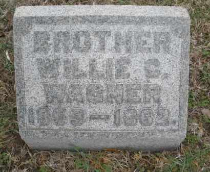 WAGNER, WILLIE C. - Montgomery County, Ohio | WILLIE C. WAGNER - Ohio Gravestone Photos