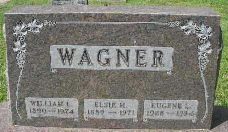 WAGNER, ELSIE M. - Montgomery County, Ohio | ELSIE M. WAGNER - Ohio Gravestone Photos