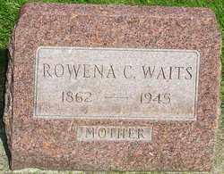 CLAYMAN WAITS, ROWENA - Montgomery County, Ohio | ROWENA CLAYMAN WAITS - Ohio Gravestone Photos