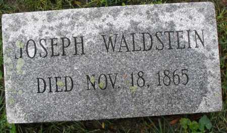 WALDSTEIN, JOSEPH - Montgomery County, Ohio | JOSEPH WALDSTEIN - Ohio Gravestone Photos