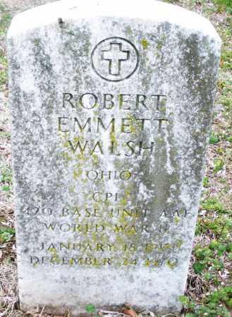 WALSH, ROBERT EMMETT - Montgomery County, Ohio | ROBERT EMMETT WALSH - Ohio Gravestone Photos