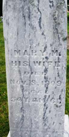 WALTMAN, MARY M. - Montgomery County, Ohio | MARY M. WALTMAN - Ohio Gravestone Photos