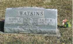 NOSSETT WATKINS, MABEL - Montgomery County, Ohio | MABEL NOSSETT WATKINS - Ohio Gravestone Photos