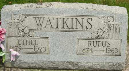 "WATKINS, MARY ETHEL  ""ETHEL"" - Montgomery County, Ohio | MARY ETHEL  ""ETHEL"" WATKINS - Ohio Gravestone Photos"
