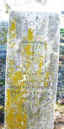 WEAVER, JOHN JACOB - Montgomery County, Ohio | JOHN JACOB WEAVER - Ohio Gravestone Photos