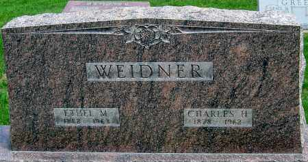 WEIDNER, ETHEL M - Montgomery County, Ohio | ETHEL M WEIDNER - Ohio Gravestone Photos