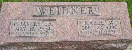 WEIDNER, HAZEL M - Montgomery County, Ohio | HAZEL M WEIDNER - Ohio Gravestone Photos
