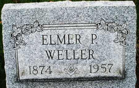 WELLER, ELMER P. - Montgomery County, Ohio | ELMER P. WELLER - Ohio Gravestone Photos