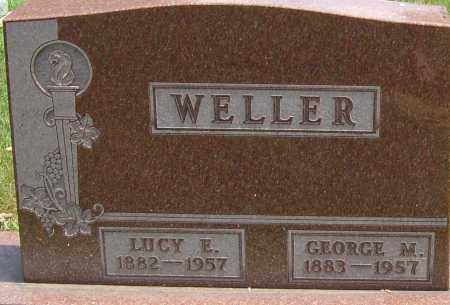 HOOD WELLER, LUCY - Montgomery County, Ohio | LUCY HOOD WELLER - Ohio Gravestone Photos