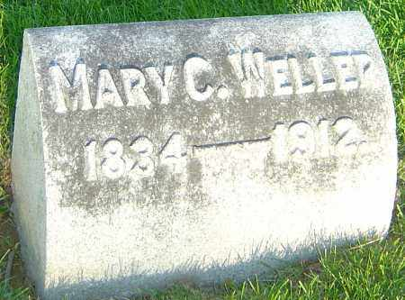 KIRBY WELLER, MARY CATHERINE - Montgomery County, Ohio | MARY CATHERINE KIRBY WELLER - Ohio Gravestone Photos