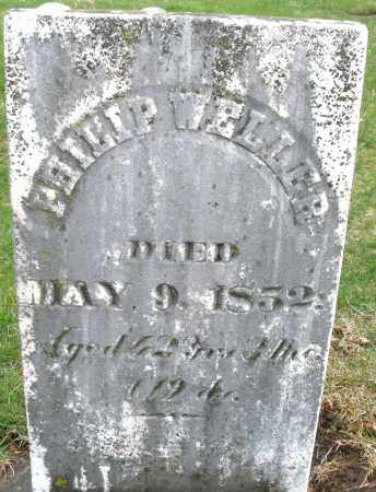 WELLER, PHILIP - Montgomery County, Ohio | PHILIP WELLER - Ohio Gravestone Photos