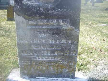WERTZ, MARIAH - Montgomery County, Ohio   MARIAH WERTZ - Ohio Gravestone Photos
