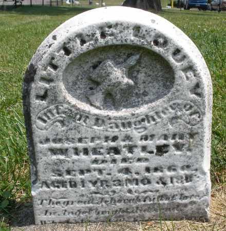 WHEATLEY, LOUEY - Montgomery County, Ohio | LOUEY WHEATLEY - Ohio Gravestone Photos