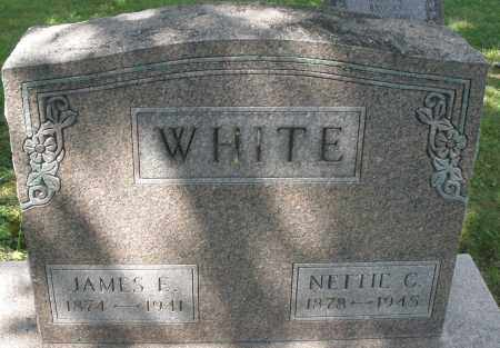 WHITE, NETTIE C. - Montgomery County, Ohio | NETTIE C. WHITE - Ohio Gravestone Photos