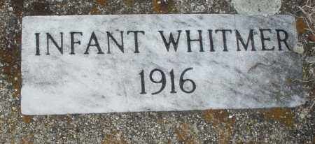 WHITMER, INFANT - Montgomery County, Ohio | INFANT WHITMER - Ohio Gravestone Photos