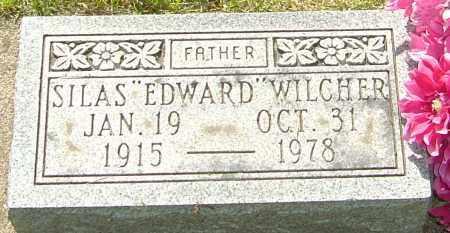 "WILCHER, SILAS ""EDWARD"" - Montgomery County, Ohio | SILAS ""EDWARD"" WILCHER - Ohio Gravestone Photos"