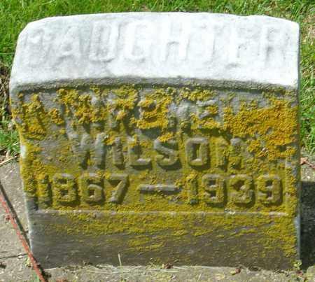 WILSON, IRENE - Montgomery County, Ohio | IRENE WILSON - Ohio Gravestone Photos